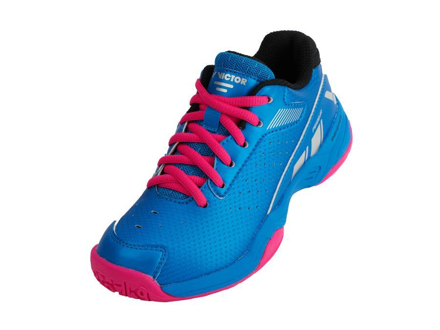 Victor P9500JR Junior Court Shoes [Blue] ShoesVictor - Yumo Pro Shop - Racquet Sports online store