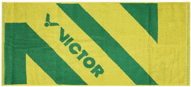 2020 Victor Sports Towel TW175GE [Green & Yellow]