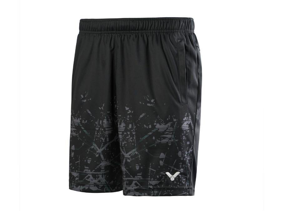 Victor R-00202H Shorts [GREY] ClothingVictor - Yumo Pro Shop - Racquet Sports online store