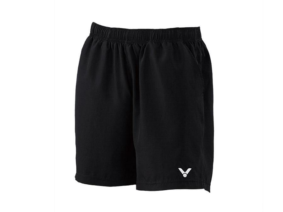 Victor R-3097 C Unisex Shorts [Black] ClothingVictor - Yumo Pro Shop - Racquet Sports online store