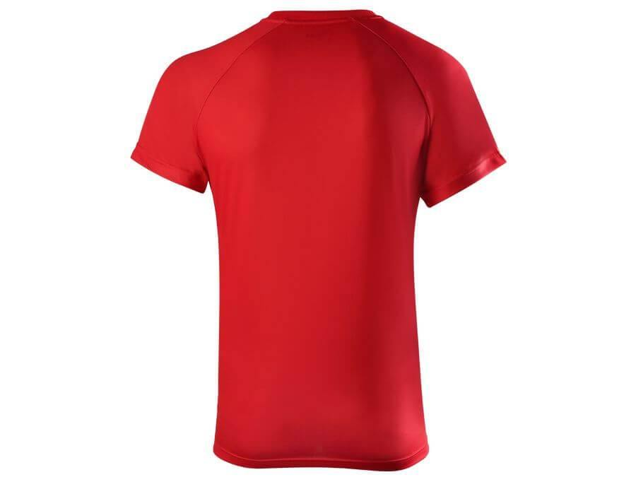 Victor T-00002TD D DANISH NATIONAL TEAM SHIRT [Red] 2020Victor - Yumo Pro Shop - Racquet Sports online store