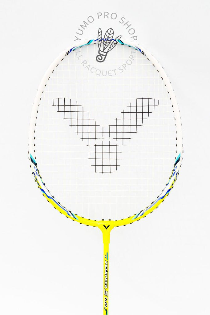 Victor Jetspeed S 7JR (Junior) Badminton Racket Strung Badminton Racket below 150Victor - Yumo Pro Shop - Racquet Sports online store
