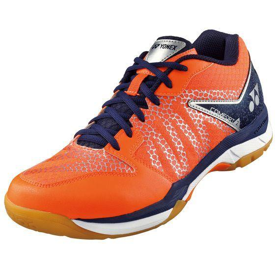 Yonex Power Cushion Comfort 2 Men [Bright Orange] ShoesYonex - Yumo Pro Shop - Racquet Sports online store