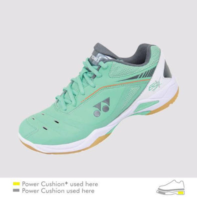 Yonex Power Cushion 65X Ladies Court Shoes