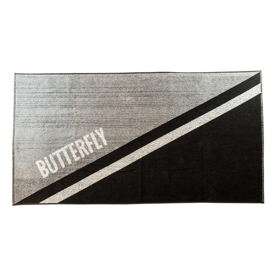 Butterfly Yao Big Towel [Black] - Table Tennis AccessoriesButterfly - Yumo Pro Shop - Racquet Sports online store