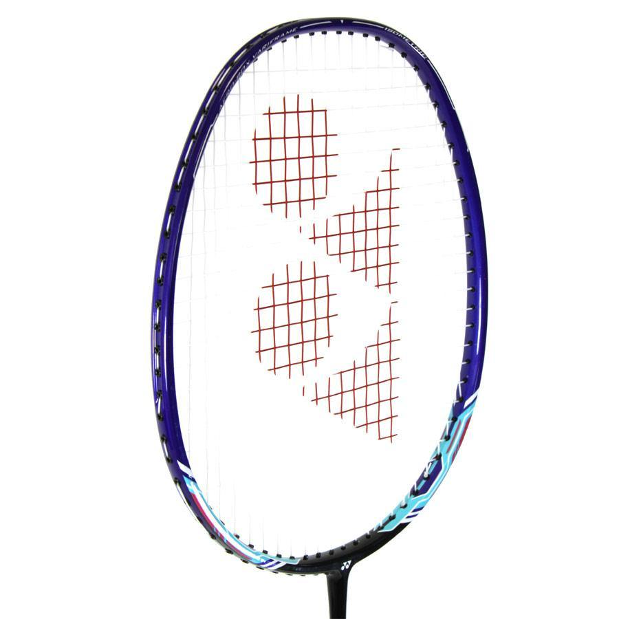 Yonex Nanoray 20 Strung Badminton Racket (Black/Blue) Badminton Racket below 150Yonex - Yumo Pro Shop - Racquet Sports online store
