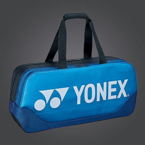 Yonex 92031WEX Pro Tournament Bag [Deep Blue] 2020Yonex - Yumo Pro Shop - Racquet Sports online store