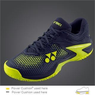 2019 Yonex Power Cushion ECLIPSION 2: ALL COURTS [Navy/Yellow] (Pre-Order)