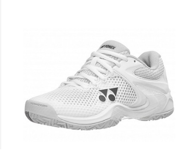 2019 Yonex Power Cushion ECLIPSION 2 LADIES: ALL COURTS [White/Silver] ShoesYonex - Yumo Pro Shop - Racquet Sports online store