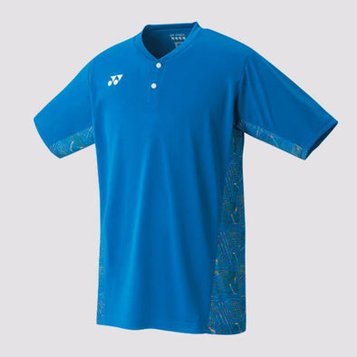 Yumo Pro Shop - Badminton Store Online - Yonex - 10232EX Men's Crew Neck Game Shirt - Blue
