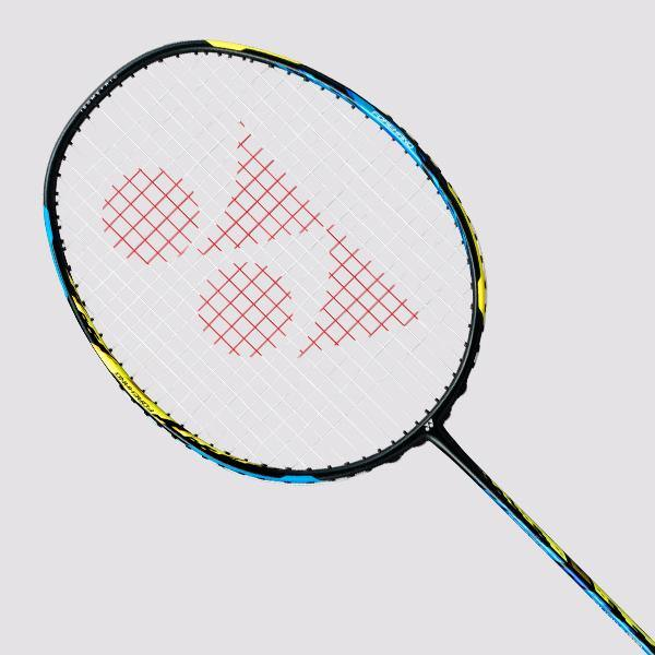Yonex Duora 88 Strung Badminton Racket [Yellow/Blue] Badminton Racket below 150Yonex - Yumo Pro Shop - Racquet Sports online store