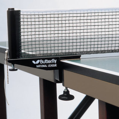 Butterfly National League Table Tennis Net Set - Yumo Pro Shop - Racket Sports online store