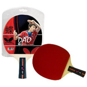 Butterfly Penhold BTY Dao Racket - Yumo Pro Shop - Racket Sports online store