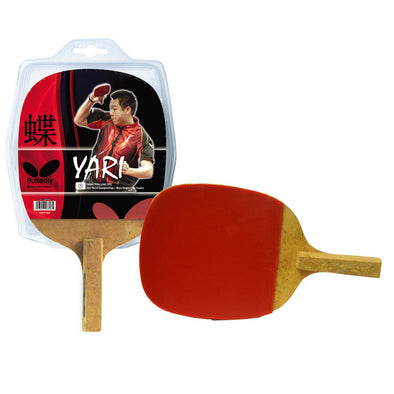 Butterfly Penhold BTY Yari Racket - Yumo Pro Shop - Racket Sports online store