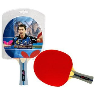 Butterfly Shakehand BTY Flail Racket - Yumo Pro Shop - Racket Sports online store