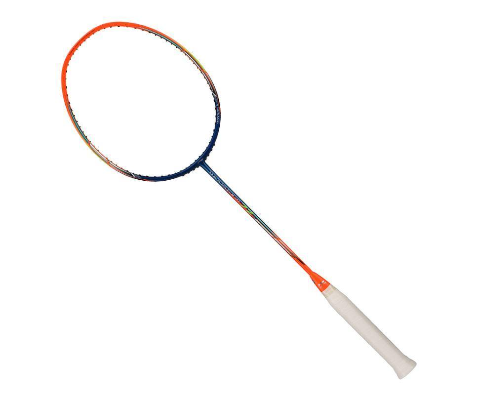 Li Ning Extra Skill Windstorm 72 Unstrung Badminton Racket [Orange] Badminton Racket below 150Li Ning - Yumo Pro Shop - Racquet Sports online store
