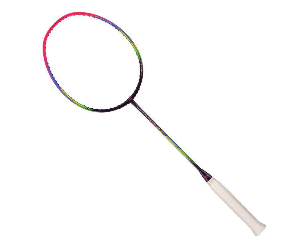 Li Ning Extra Skill Windstorm 72 Unstrung Badminton Racket [Purple] Badminton Racket below 150Li Ning - Yumo Pro Shop - Racquet Sports online store
