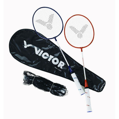 Victor C-7044 Outdoor Badminton Racket Set