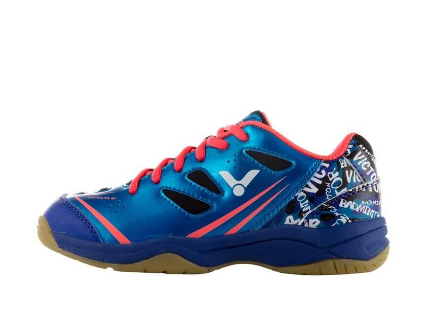 Yumo Pro Shop Victor SH-A370JR F Junior Badminton Shoes - 02