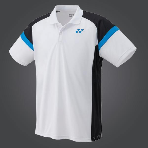 on sale c82fb 6e5b3 Yonex YM0002EX Men's Team Polo Shirt [White]
