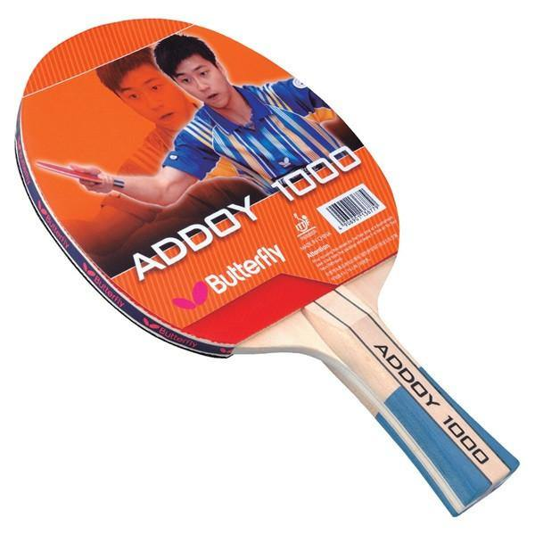 Butterfly Addoy 1000 Table Tennis Racket Table Tennis RacquetButterfly - Yumo Pro Shop - Racquet Sports online store