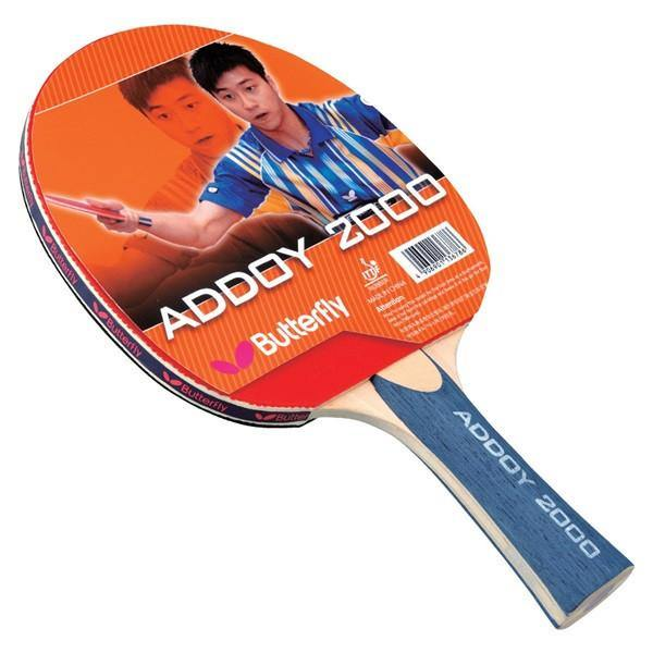 Buttefly Addoy 2000 Table Tennis Racket Yumo Pro Shop - Racquet Sports online store - Yumo Pro Shop - Racquet Sports online store