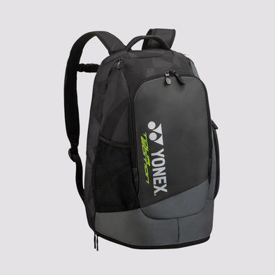 Yonex Yumo Pro Shop Pro Series Backpack Black Badminton School Small Compact
