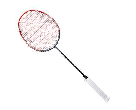 Li-Ning 3D Calibar-600B badminton Racket (Red/Grey) [AYPM402] Badminton Racket above 150Li Ning - Yumo Pro Shop - Racquet Sports online store