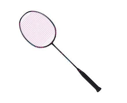 Li-Ning Turbo Charging 75 badminton Racket (Black/Blue/Pink) [AYPM412] Badminton Racket above 150Li Ning - Yumo Pro Shop - Racquet Sports online store