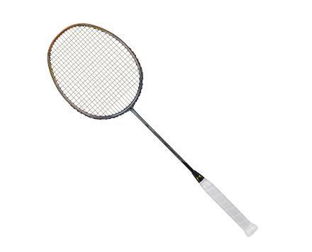 Li-Ning 3D Calibar-900 badminton Racket (Grey/Gold) [AYPM426]