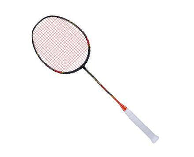 Li Ning Aeronaut 7000C badminton Racket (Black/Red) [AYPM442]