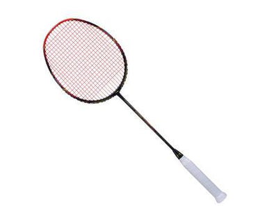 Li Ning Aeronaut 8000 Badminton Racket (Black/Red) (AYPN218)
