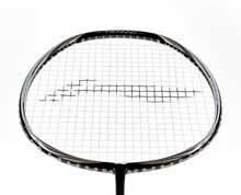 Li ning Mega Power Turbo 9TD Unstrung Badminton Racket (Black) [AYPJ016-1] Badminton Racket below 150Li Ning - Yumo Pro Shop - Racquet Sports online store