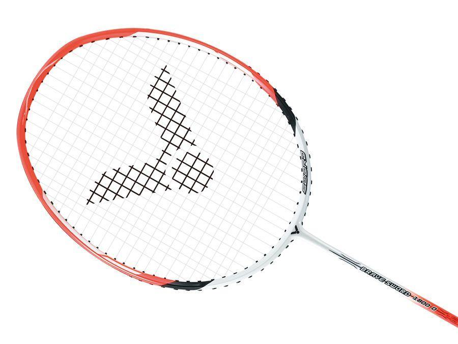 Victor Brave Sword 1800 O Strung Badminton Racket [Orange] Badminton Racket below 150Victor - Yumo Pro Shop - Racquet Sports online store