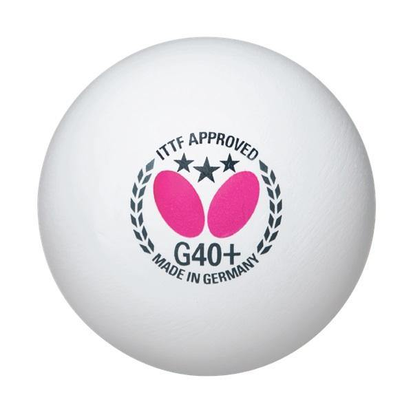 Butterfly 3-Star Ball G40+ AccessoriesButterfly - Yumo Pro Shop - Racquet Sports online store