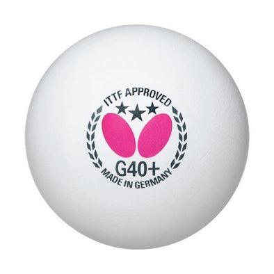 Butterfly 3-Star Ball G40+