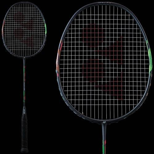 Yonex 2019 Duora 55 Strung Badminton Racket [Dark Grey] Badminton Racket below 150Yonex - Yumo Pro Shop - Racquet Sports online store