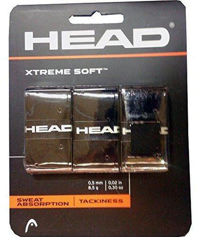 Head Xtreme Soft Tennis Grip - Yumo Pro Shop - Racket Sports online store