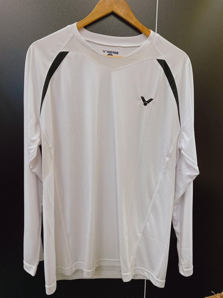 Victor T-1026A Unisex Long Sleeve Shirt ClothingVictor - Yumo Pro Shop - Racquet Sports online store