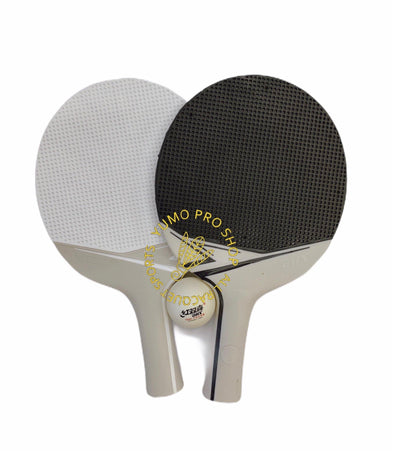DHS Outdoor Table Tennis Racket Set of 2