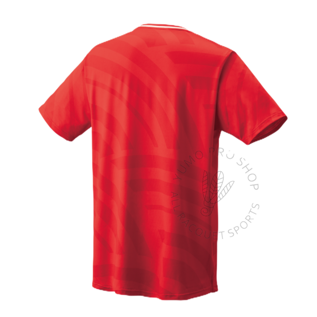 yonex 10328 crew neck yoneshirt 2020 back of shirt