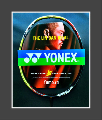 Yonex Voltric Lin Dan Force Rio Olympic LIMITED EDITION - Yumo Pro Shop - Racket Sports online store - 1