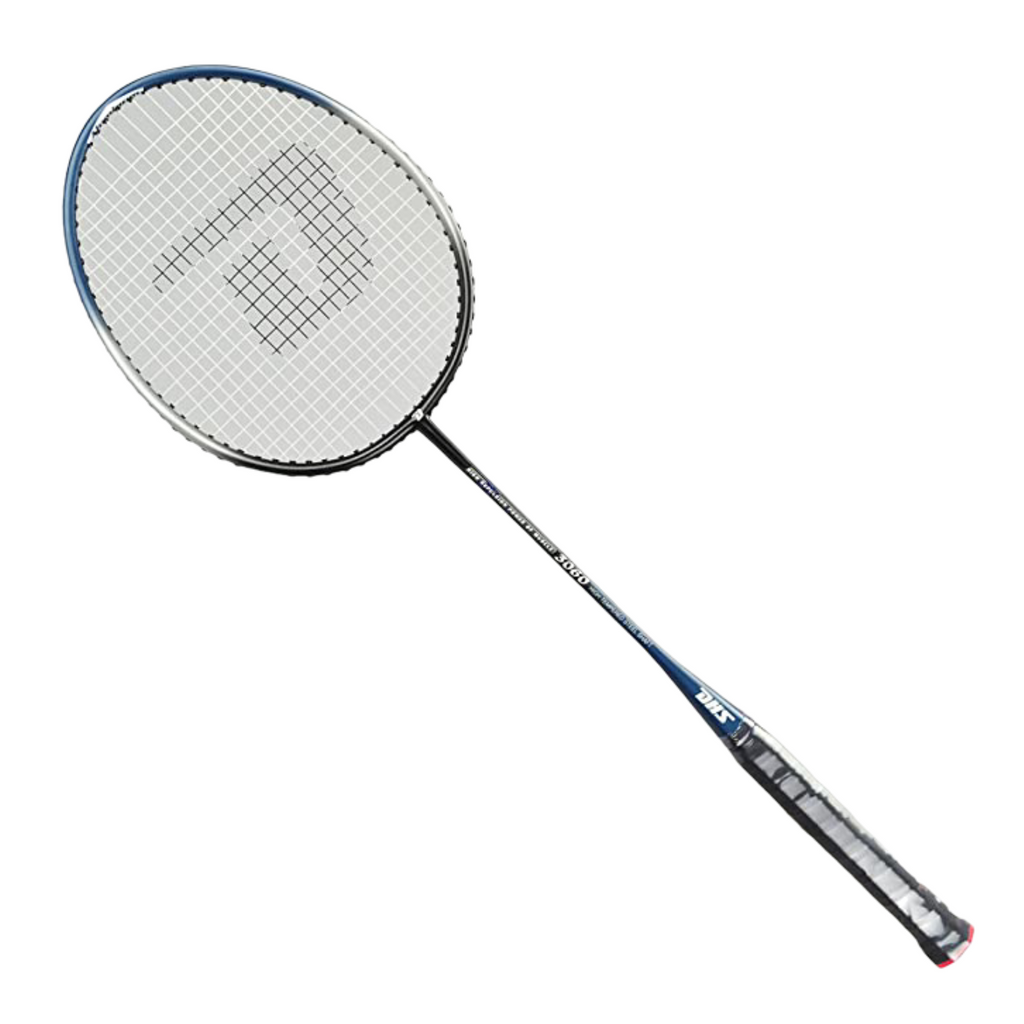 DHS 3060 Pre-Strung Badminton Racket [Light Blue/Black] PrestrungDHS - Yumo Pro Shop - Racquet Sports online store