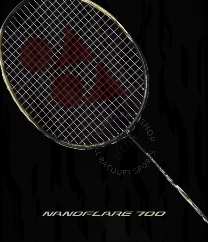 Yonex Nanoflare 700 Ltd Limited Edition 2020 - Black Gold 5UG5 - Yumo.ca