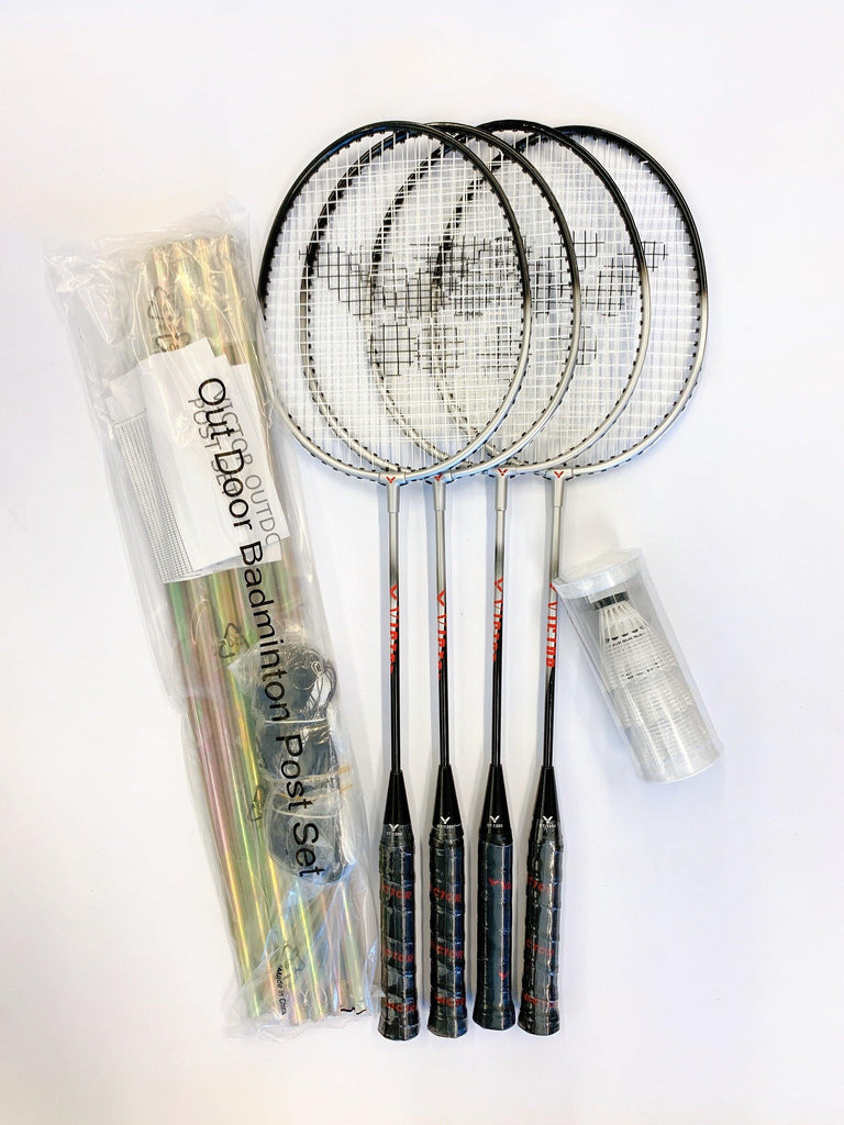 Victor Portable Outdoor Badminton Set - ST1200 AccessoriesVictor - Yumo Pro Shop - Racquet Sports online store
