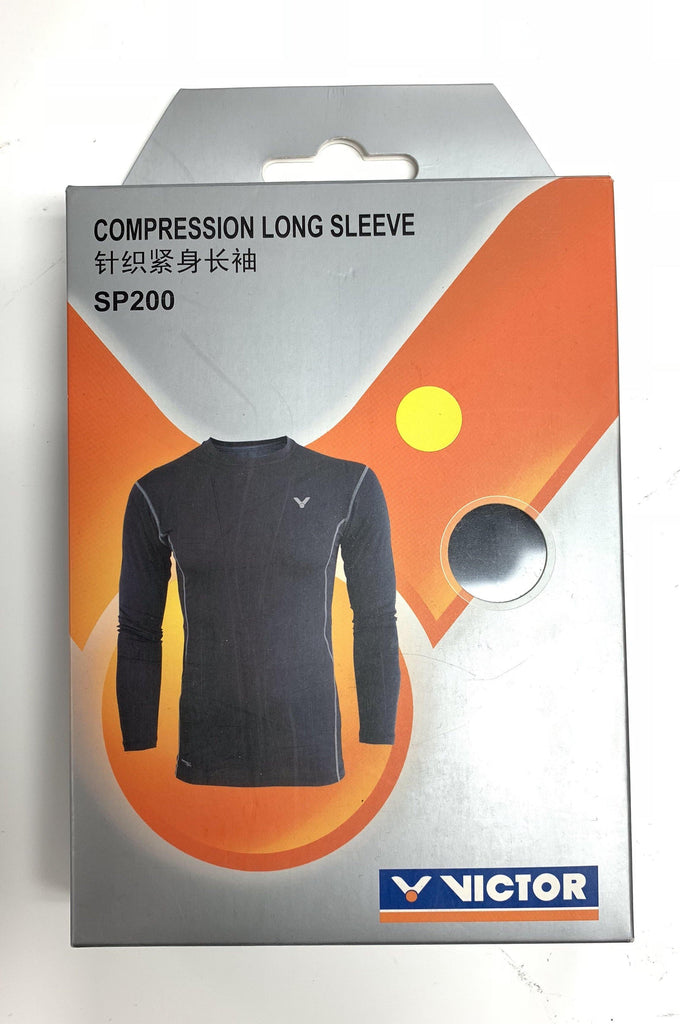 Victor Compression Long Sleeve ClothingVictor - Yumo Pro Shop - Racquet Sports online store