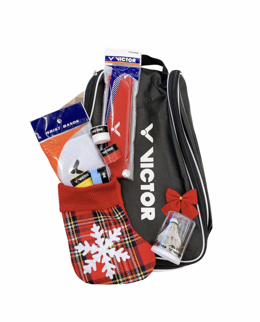 Victor Xmas Stocking Bundle AccessoriesVictor - Yumo Pro Shop - Racquet Sports online store