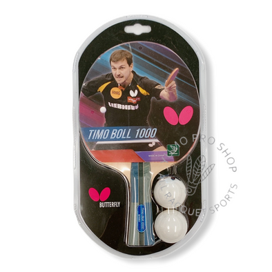 Butterfly Shakehand Timo Boll 1000 Racket (2020 model)