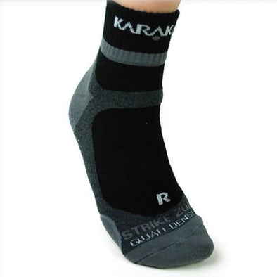 Karakal X4 Technical Ankle Sock [Black]