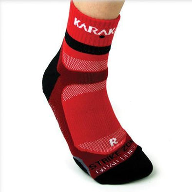 Karakal X4 Technical Ankle Sock [Red]